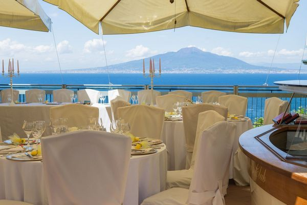sorrento wedding venues